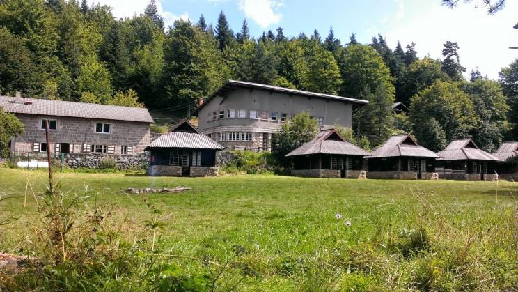 Camp joubert